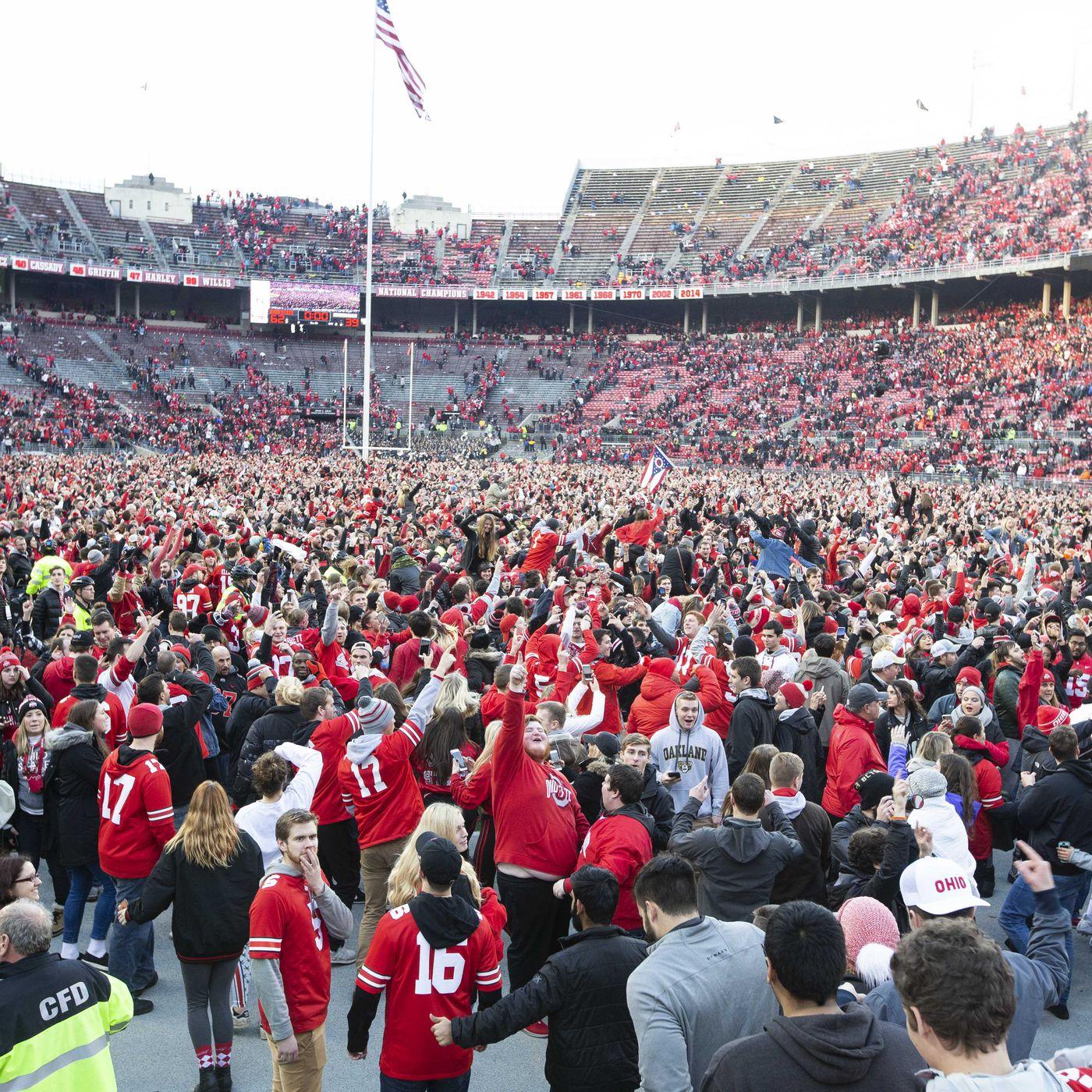 6a9d73f3bb6 Ohio State had third highest average home football attendance last season -  Land-Grant Holy Land