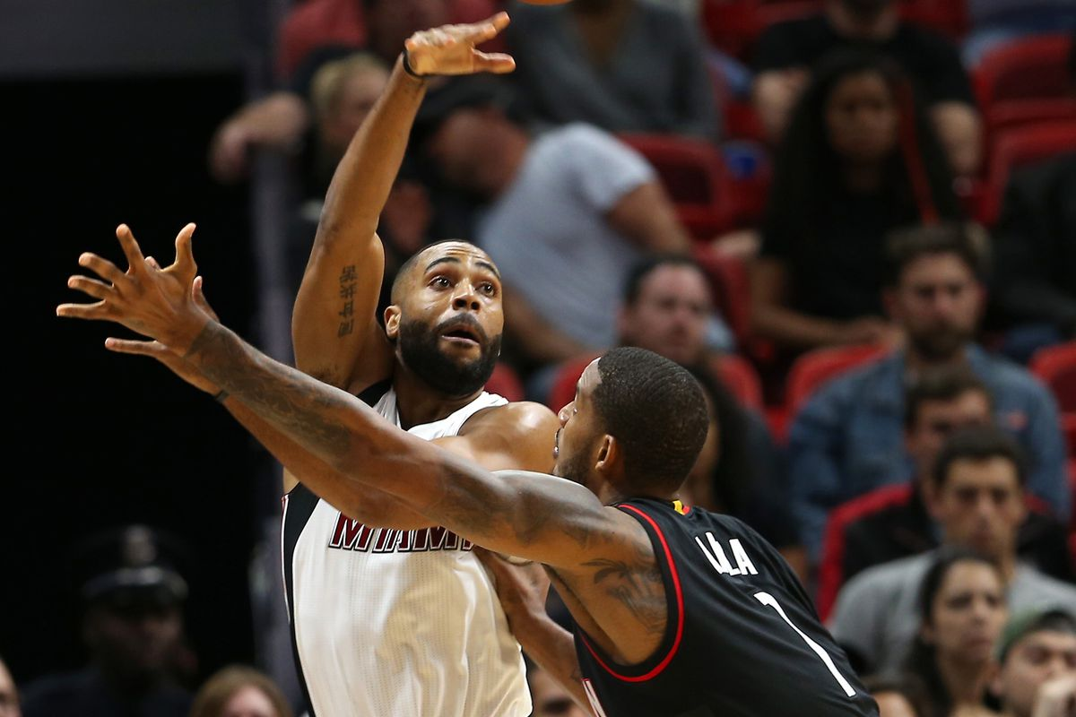 309ee5299bf Houston Rockets vs. Miami Heat game preview - The Dream Shake