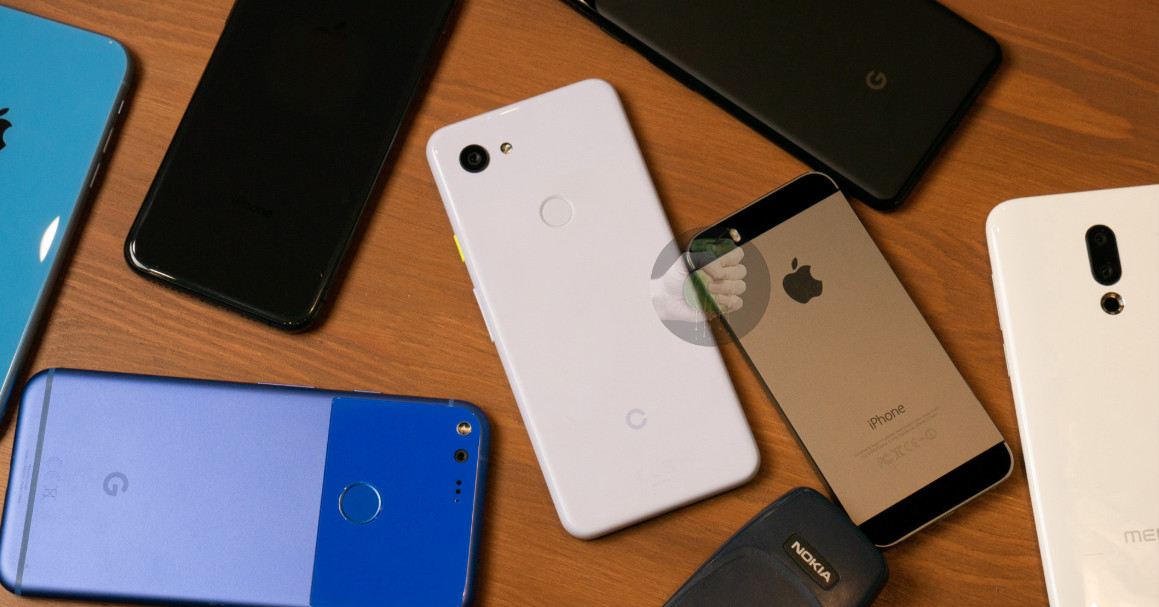 More possible Pixel 3 Lite photos leak, showing its scale compared to other phones