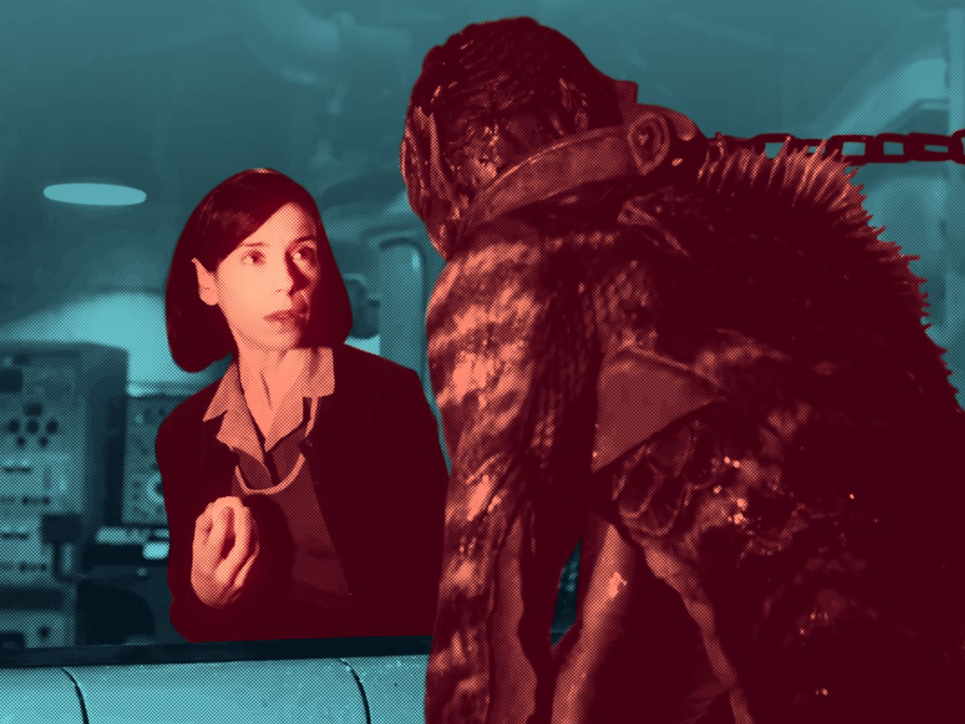 The Shape Of Water Is An Enjoyable Fairy Tale That Has Its Limits