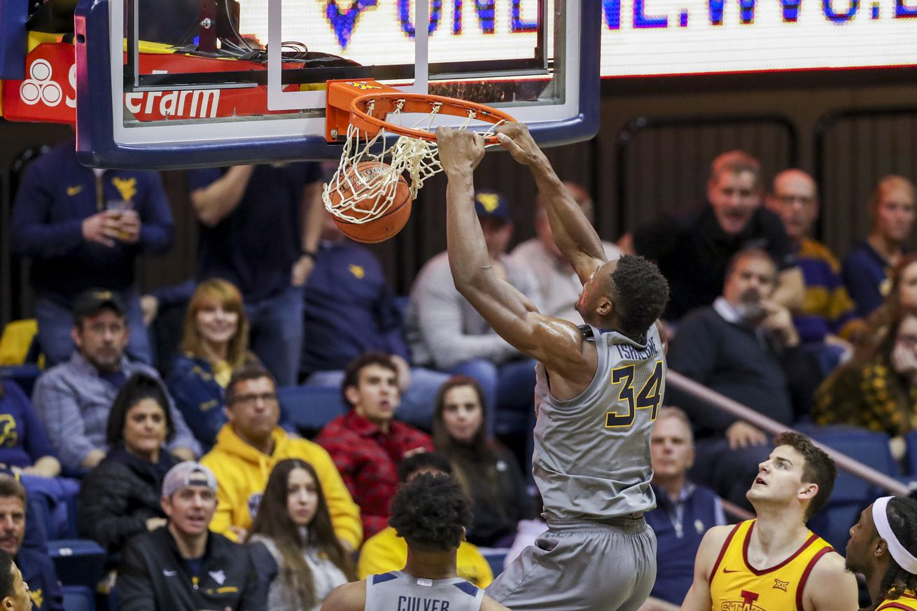 WVU Men's Basketball Adds 4 More Non-Conference Games to 2020-21 Schedule