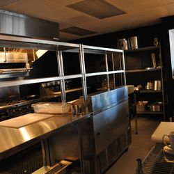The kitchen at Eat.