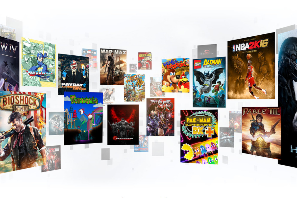 Xbox Game Pass will get 'at least' 5 new games each month
