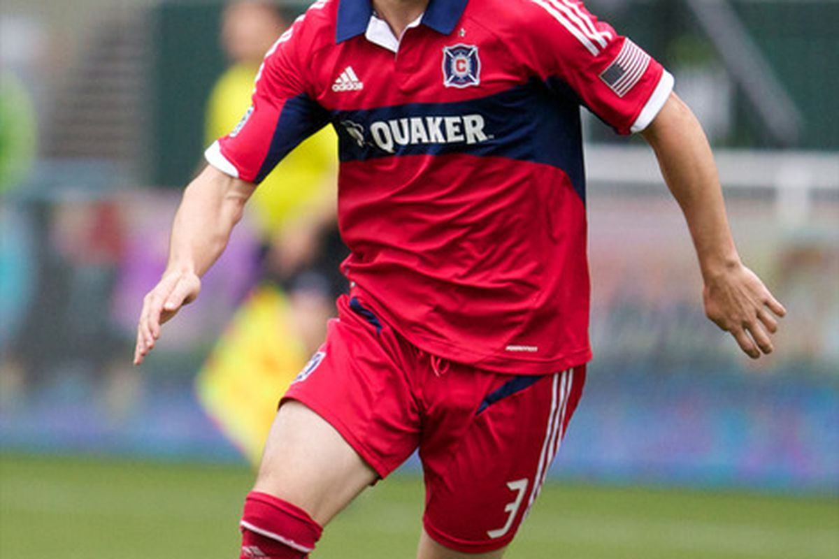 Dan Gargan wore the captain's armband and led the Fire Reserves to a 3-1 win over Colorado Rapids Reserves.