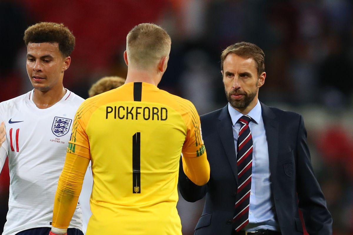 6343f306c8e Analytics vs eye test: Is Jordan Pickford still England's best ...