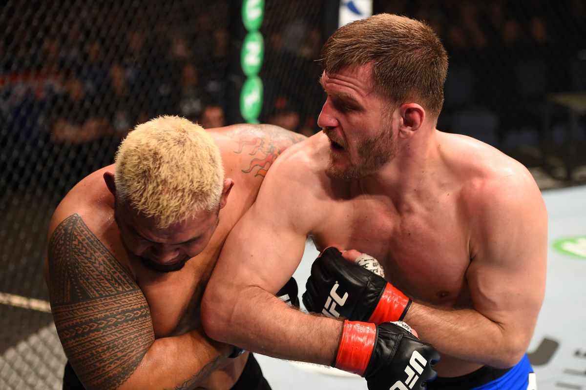UFN 65 in Tweets: Pros react to Miocic's TKO win
