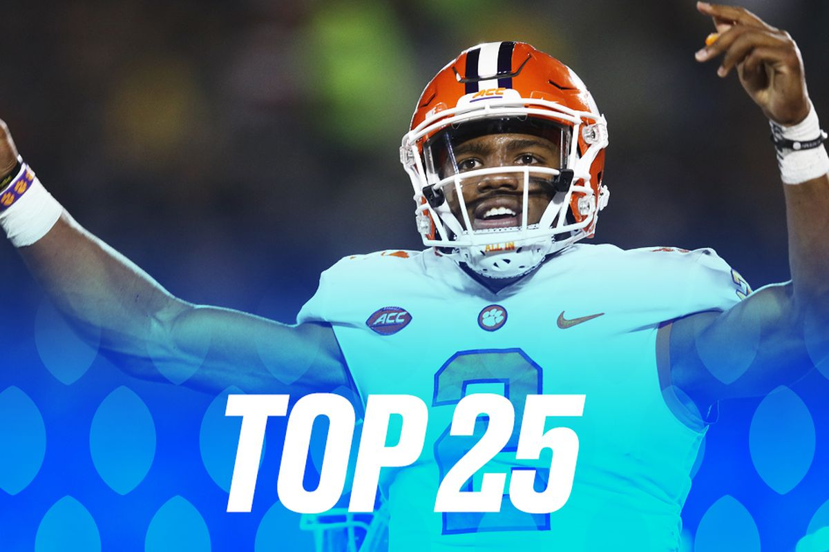 College Football Scores Week 3 Top 25 Final Results