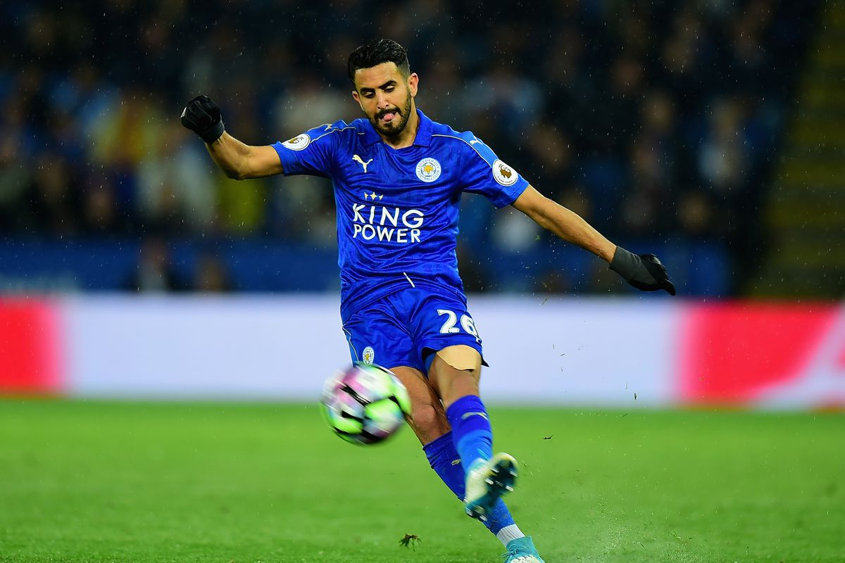 Mahrez says he wants to leave Leicester for new challenge