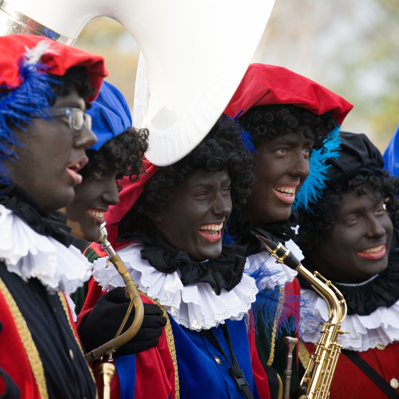 Black Pete Christmas History.Why Blackface Is Still Part Of Dutch Holidays Vox