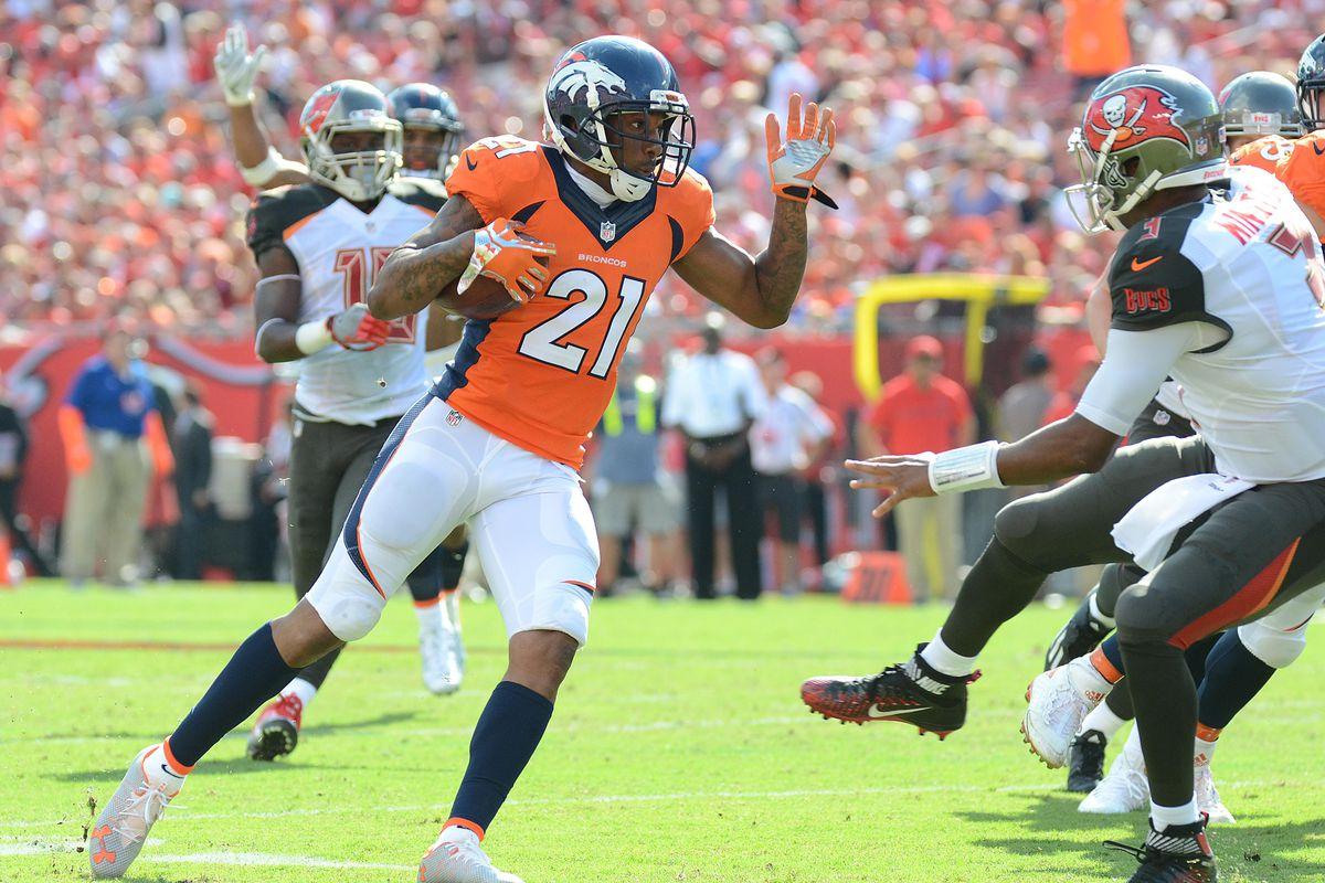 Broncos roster 2017 Aqib Talib Mile High Report