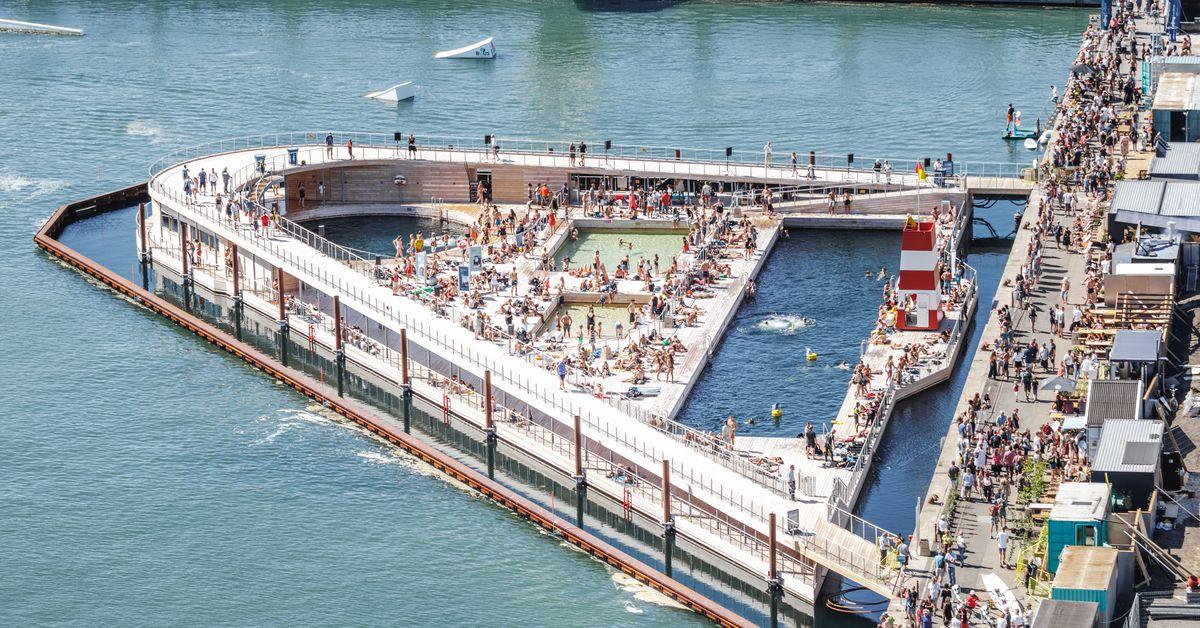 Big S Harbor Bath In Aarhus Denmark Is Now Open Curbed