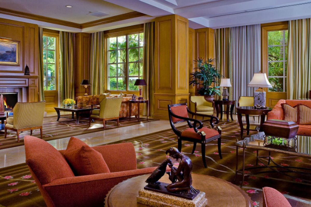 Now the Four Seasons Has a Name for Its $1 3 Million Bar