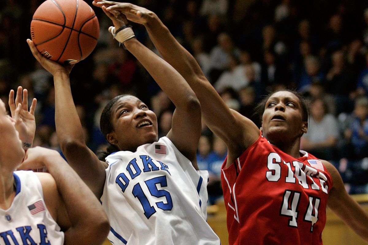 Duke's Richa Jackson & N.C. State's Kody Burke are seniors whose contributions to their teams are sometimes overlooked.