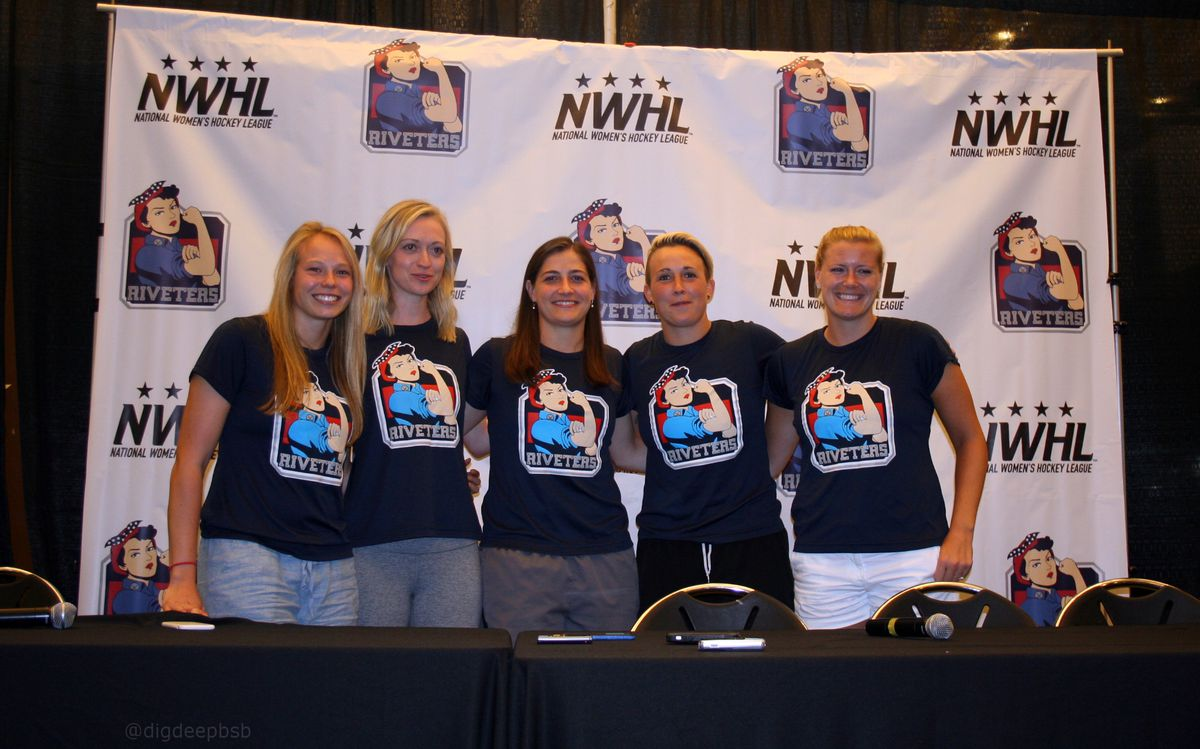 Riveters Players Press Conference