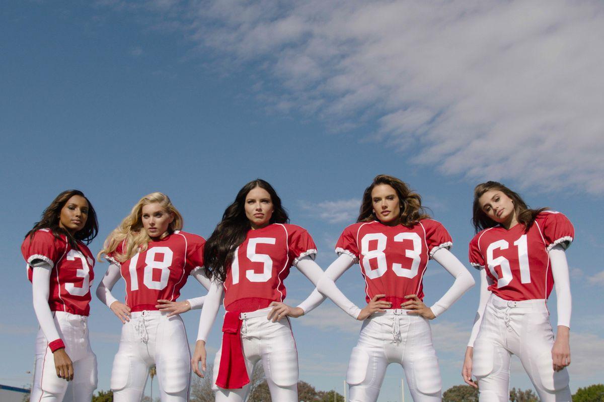 Photo courtesy of Victoria's Secret