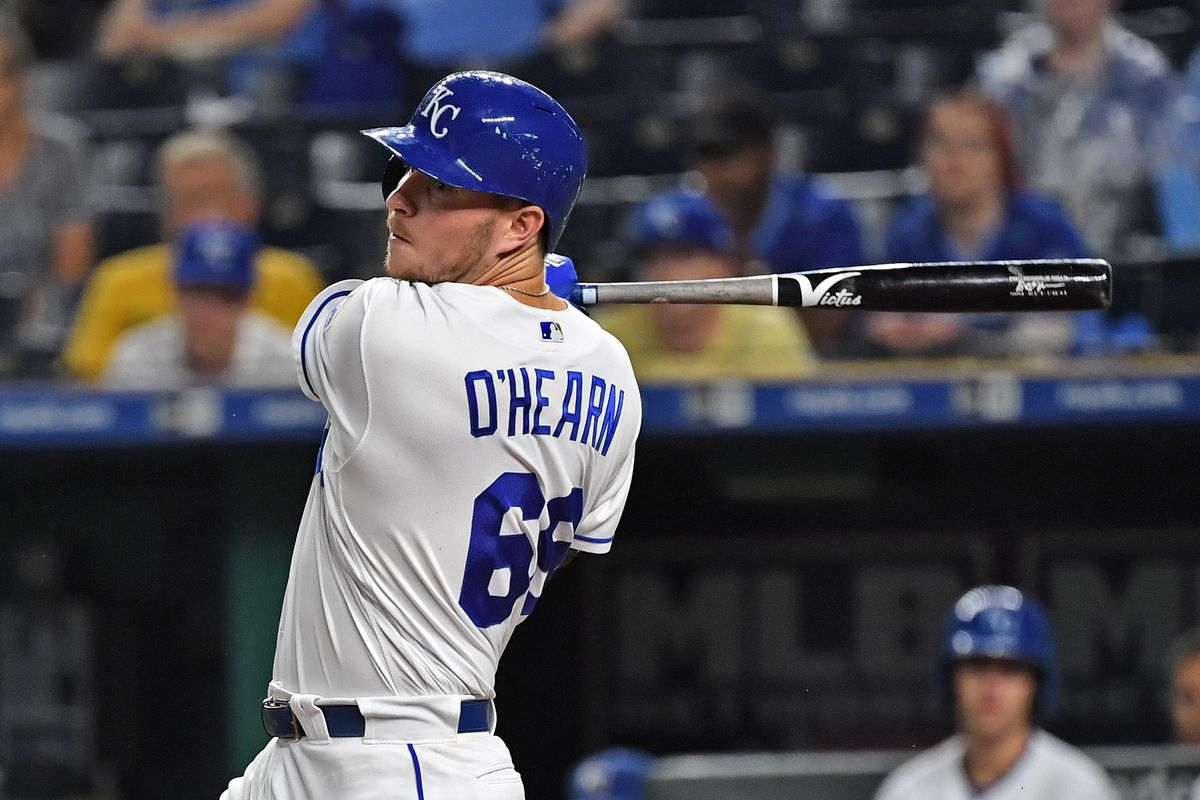 Ryan O Hearn and the case against batting average - Royals Review eb9b30df2a9