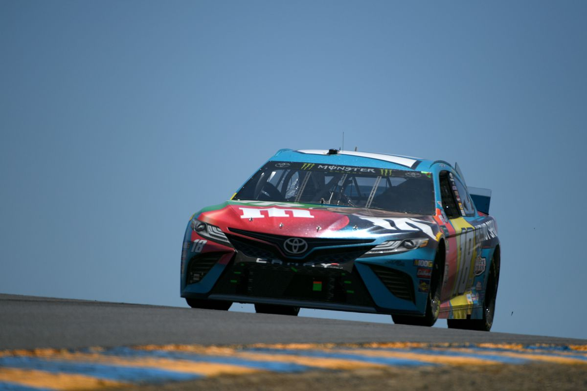 Monster Energy NASCAR Cup Series Toyota/Save Mart 350
