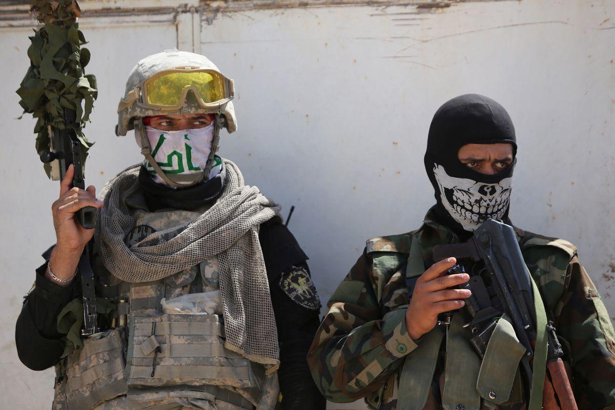 shia militia amerli