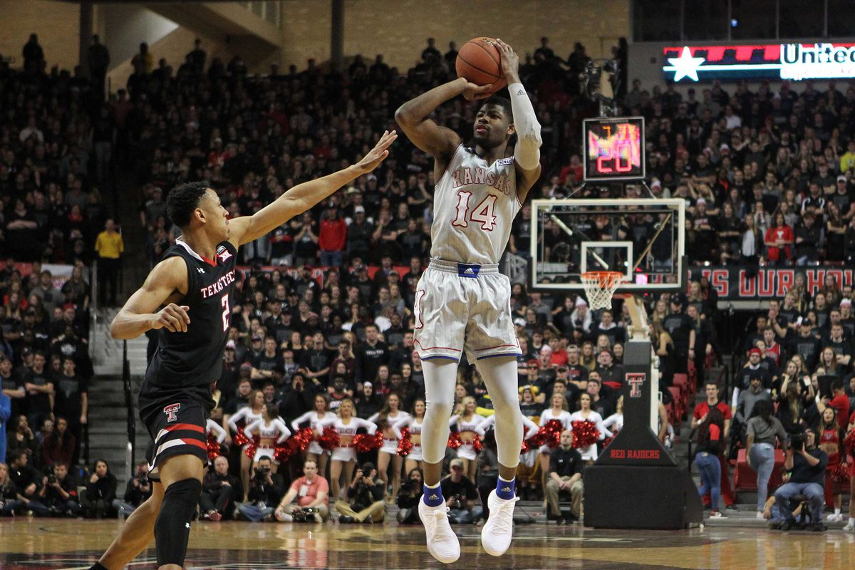 Graham Leads Kansas Past Texas Tech to Claim Big 12 Title