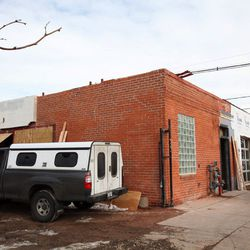 Gary Lee's Motor Club at 176 S. Broadway is slated to open early March. The bar and restaurant will specialize in cheese and smoked meat and feature live music