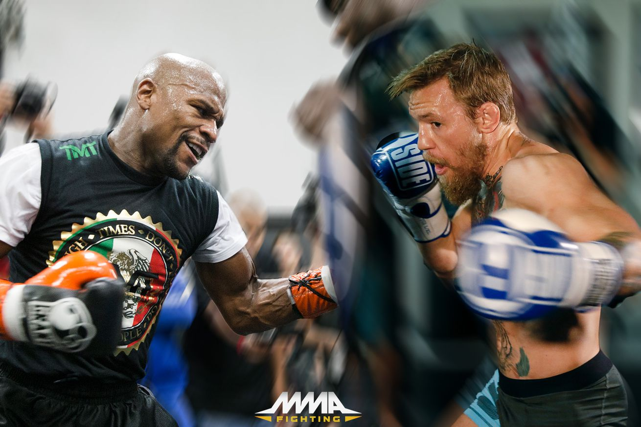 Well, it's going to happen — but what does Conor McGregor's fight with Floyd Mayweather mean?