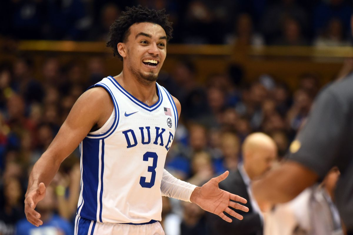 Ncaa Basketball Rankings Duke Moves To No 1 In Ap Poll