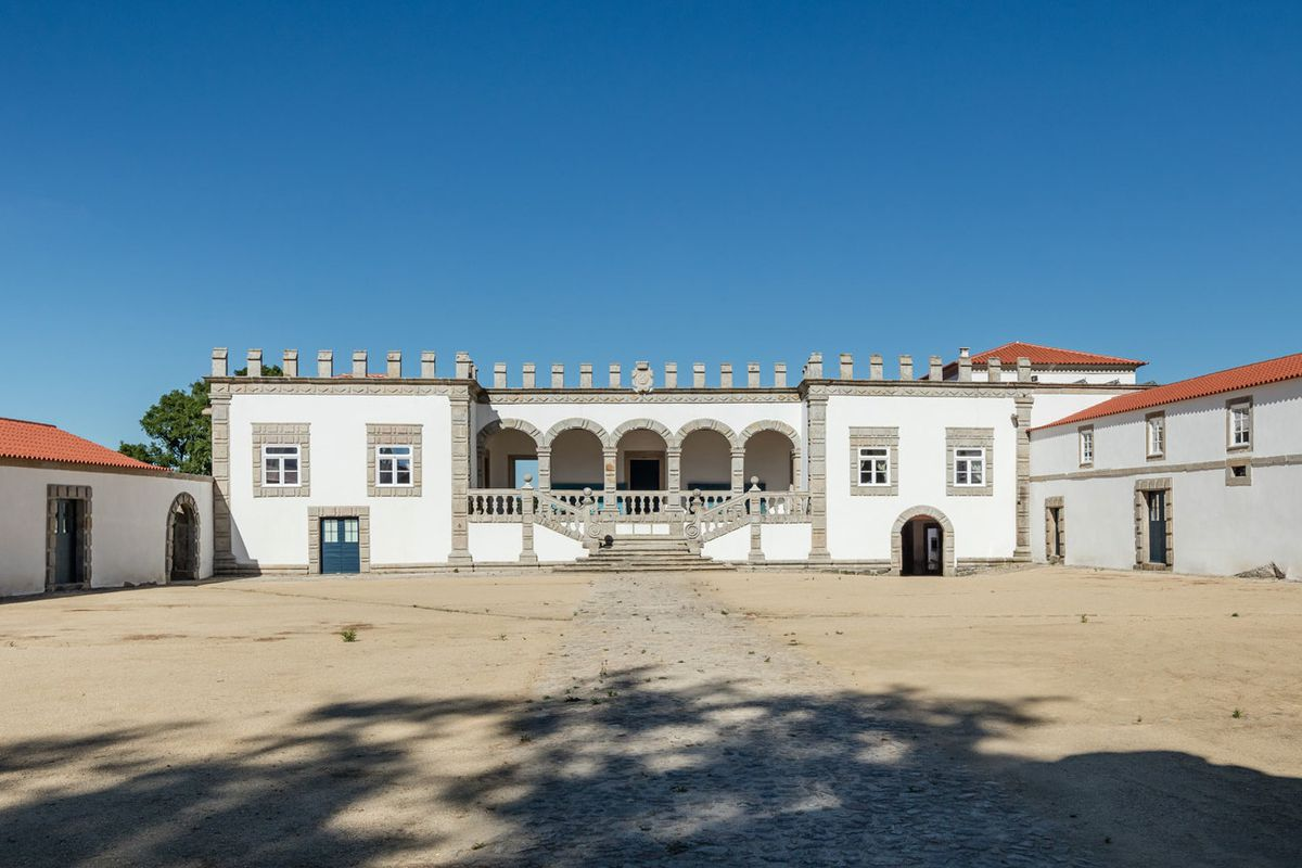 18th century Portuguese manor turned hotel