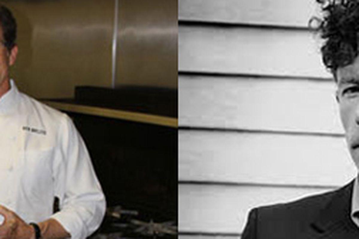 Rick Bayless [Photo: Ryan McVinney and Paul Taverna]/Lyle Lovett