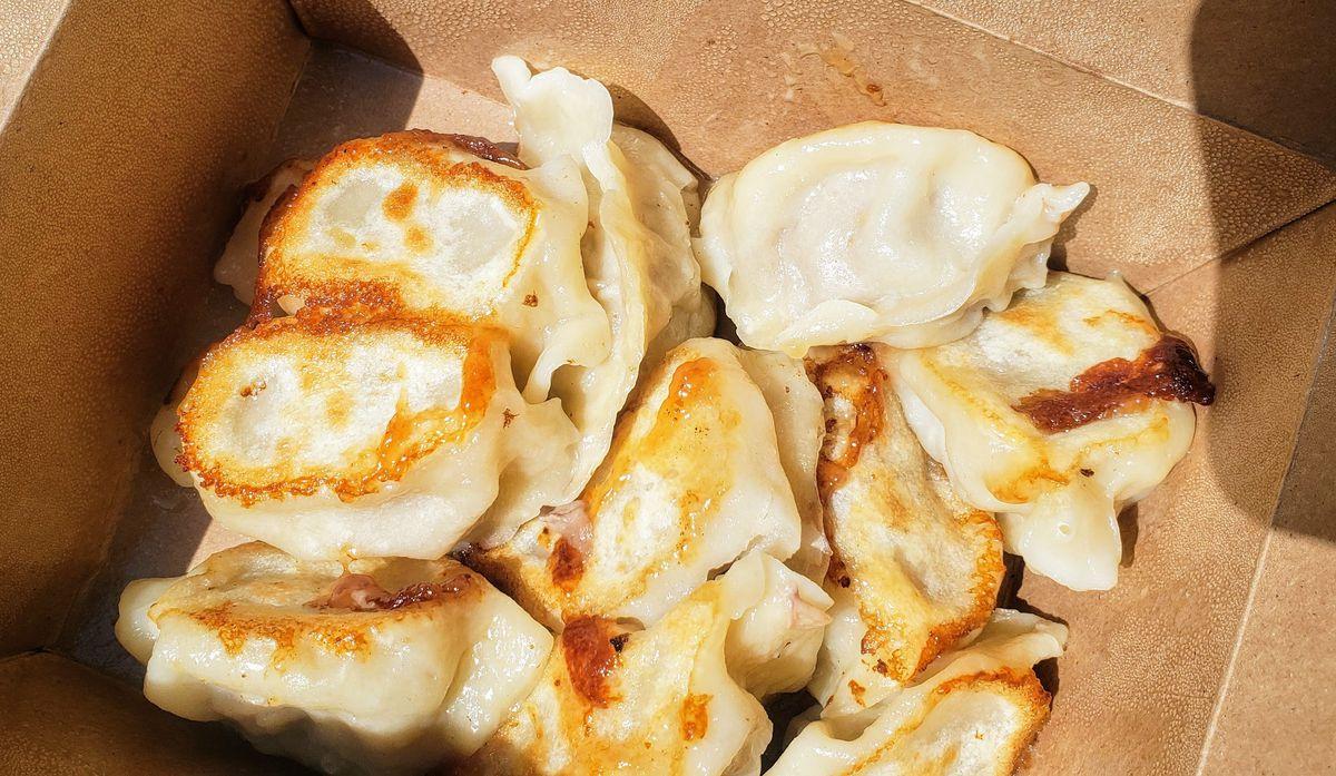 For dumplings that hit the spot: Mason's Dumpling Shop