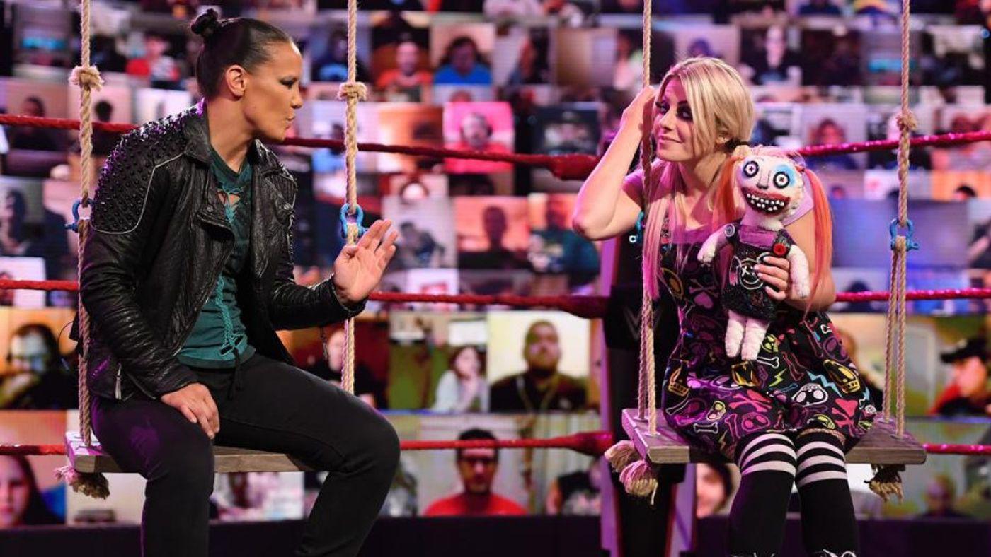 "Alexa Bliss On Sadistic WWE Character, ""I'm Actually Having Fun."" 2"