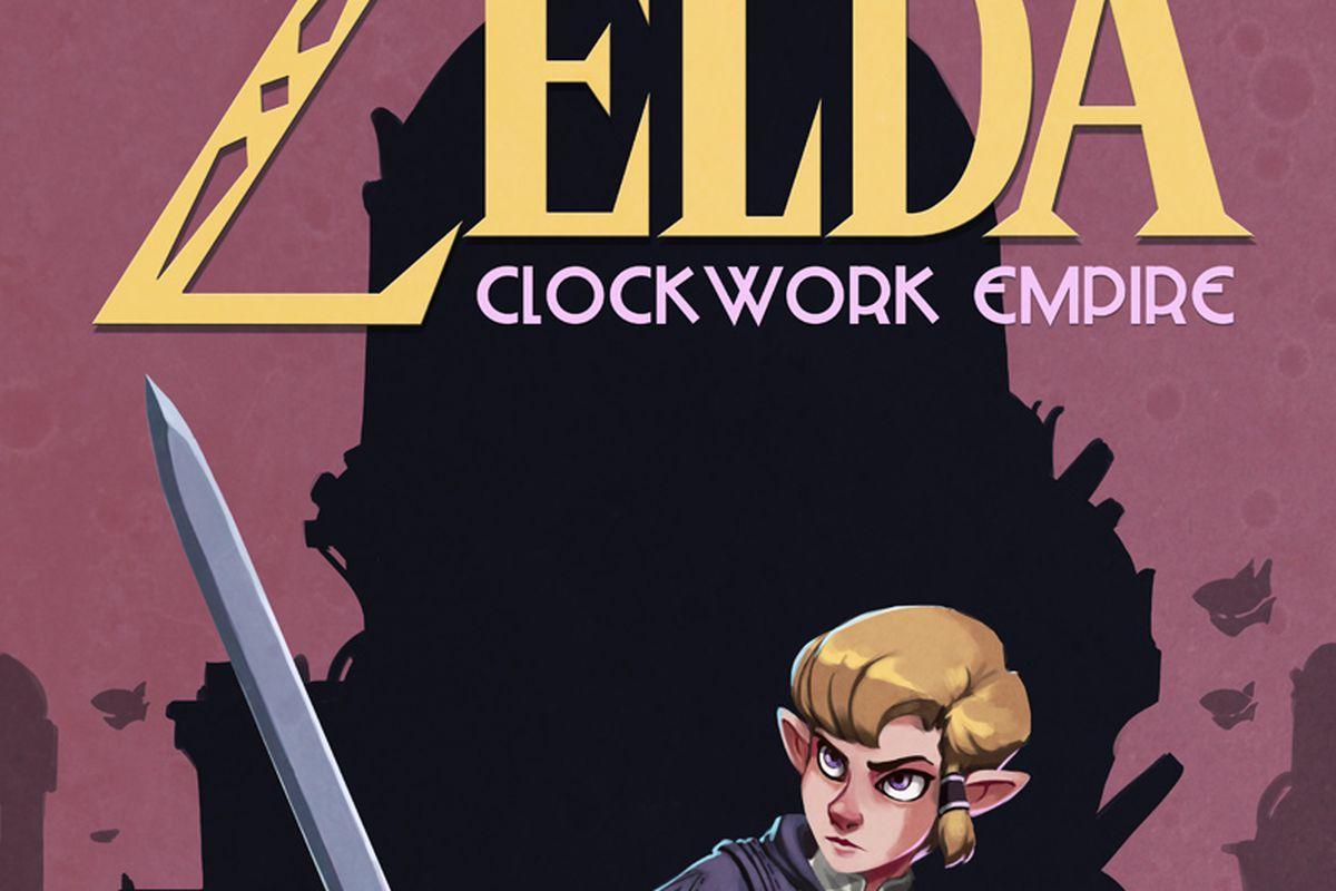 zelda clockwork empire