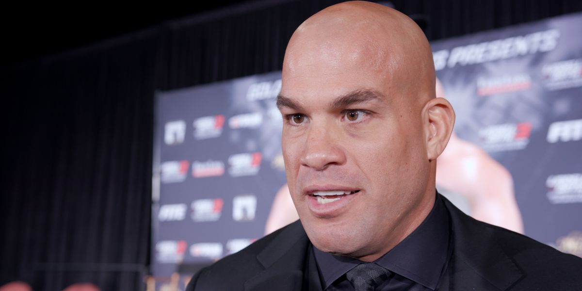Tito Ortiz says putting icicles on Chuck Liddell's shorts was his idea - MMA Fighting