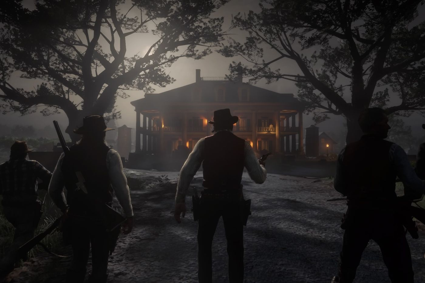 Red Dead Redemption 2 review: breath of the Wild West - The