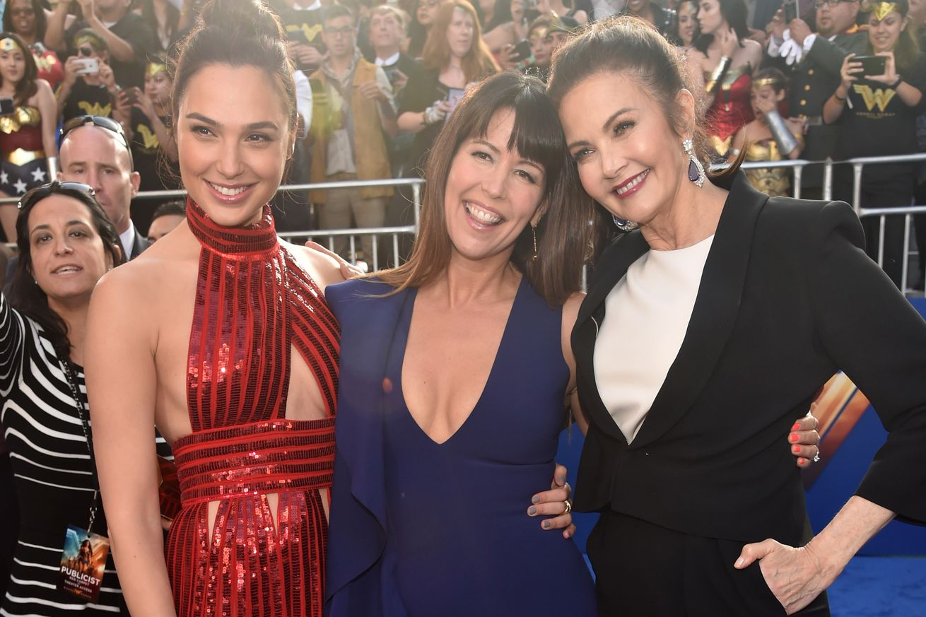 Patty Jenkins gave a great response to James Cameron's dumb Wonder Woman comments