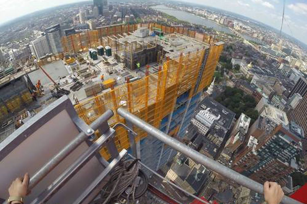 Millennium tower the ultimate timeline for boston 39 s for New home construction timeline