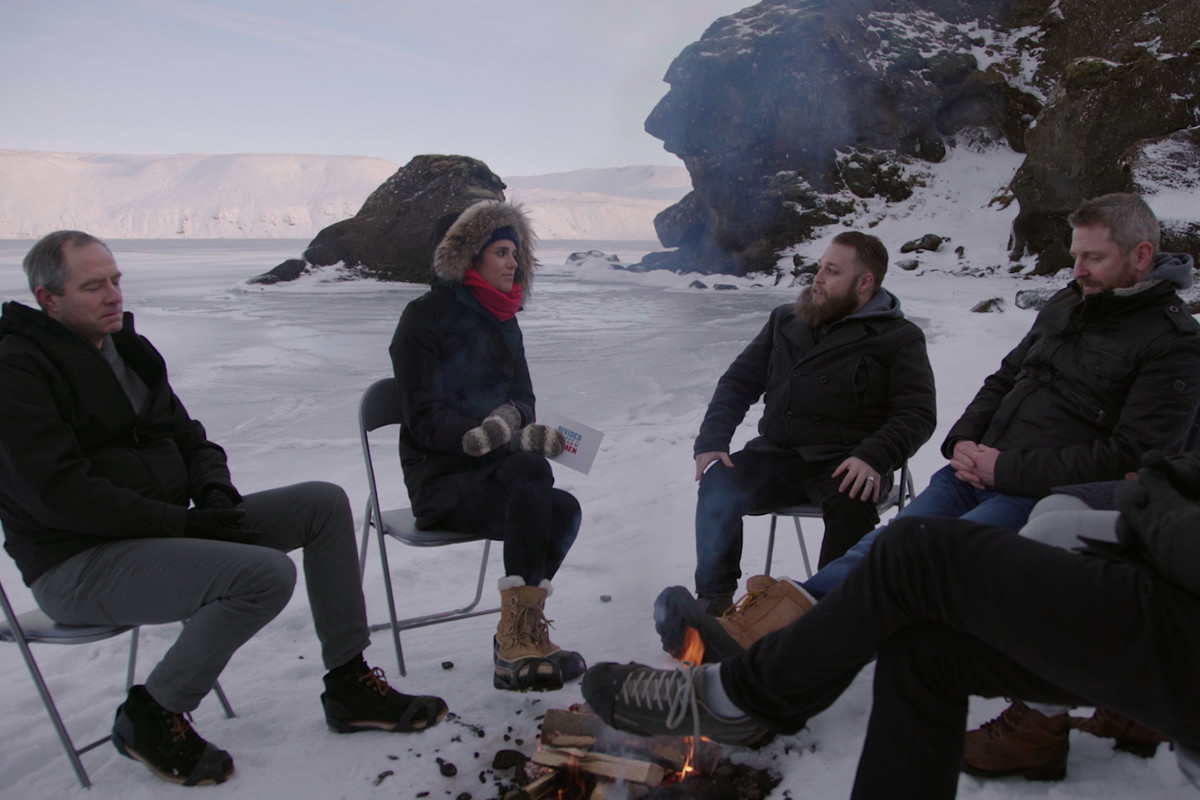 Liz Plank asks Icelandic men what they think about gender equality