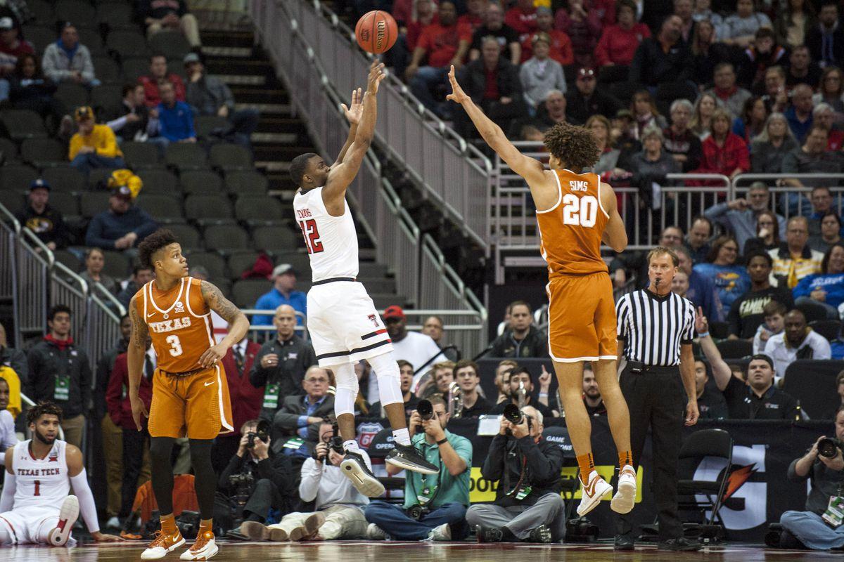 NCAA Basketball: Big 12 Conference Tournament-Texas Tech v Texas