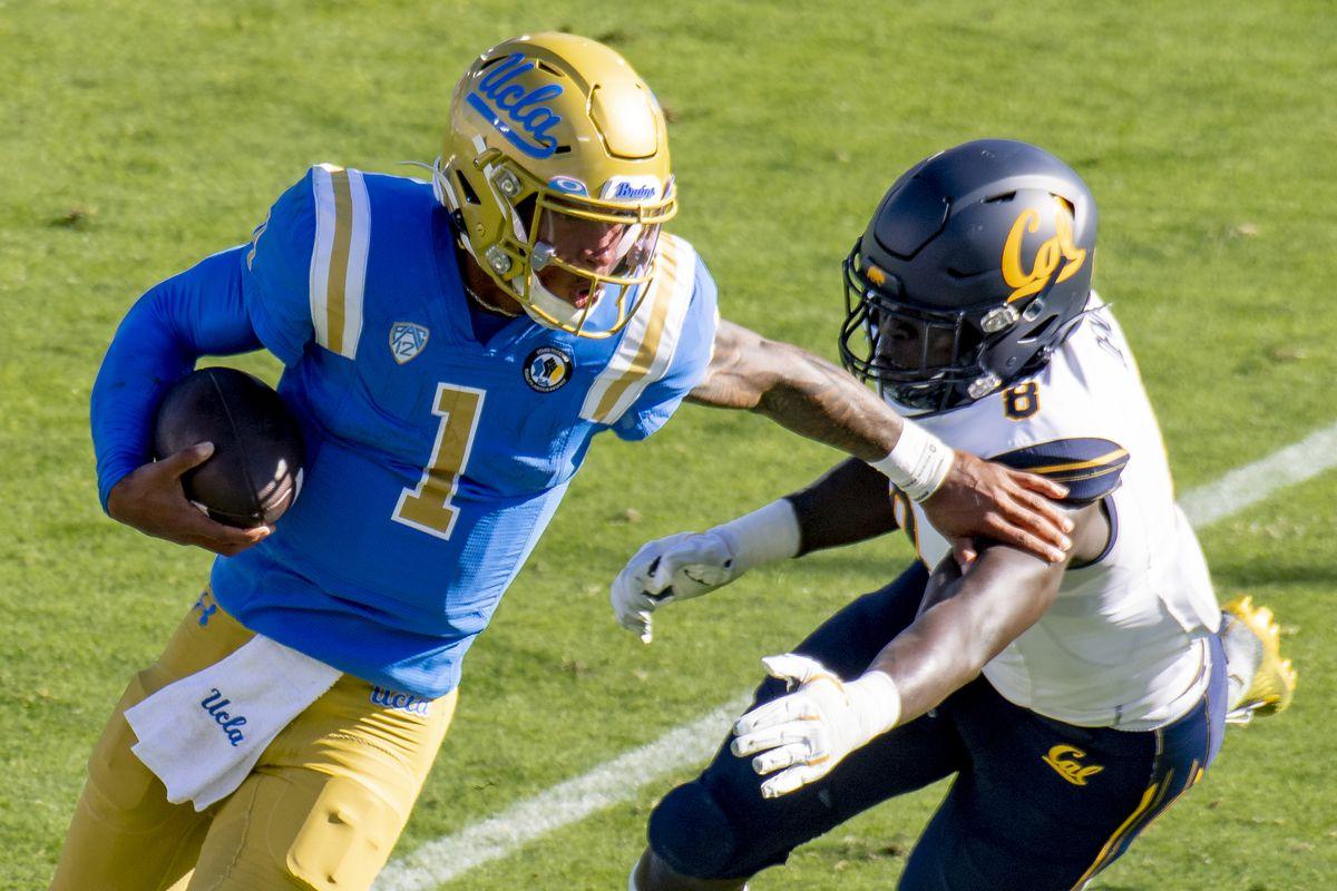 UCLA vs Cal Football Game