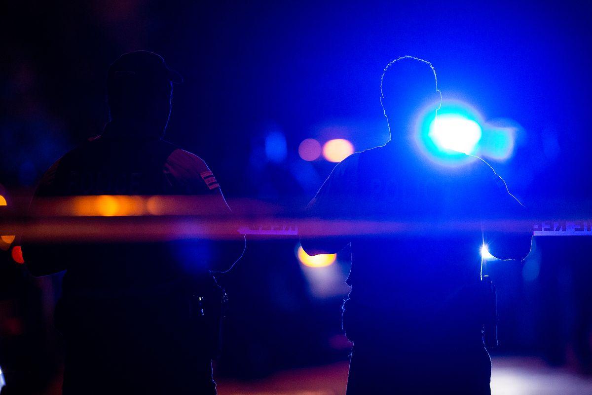 Two men were shot, one fatally, August 1, 2021 in the Near West Side neighborhood.