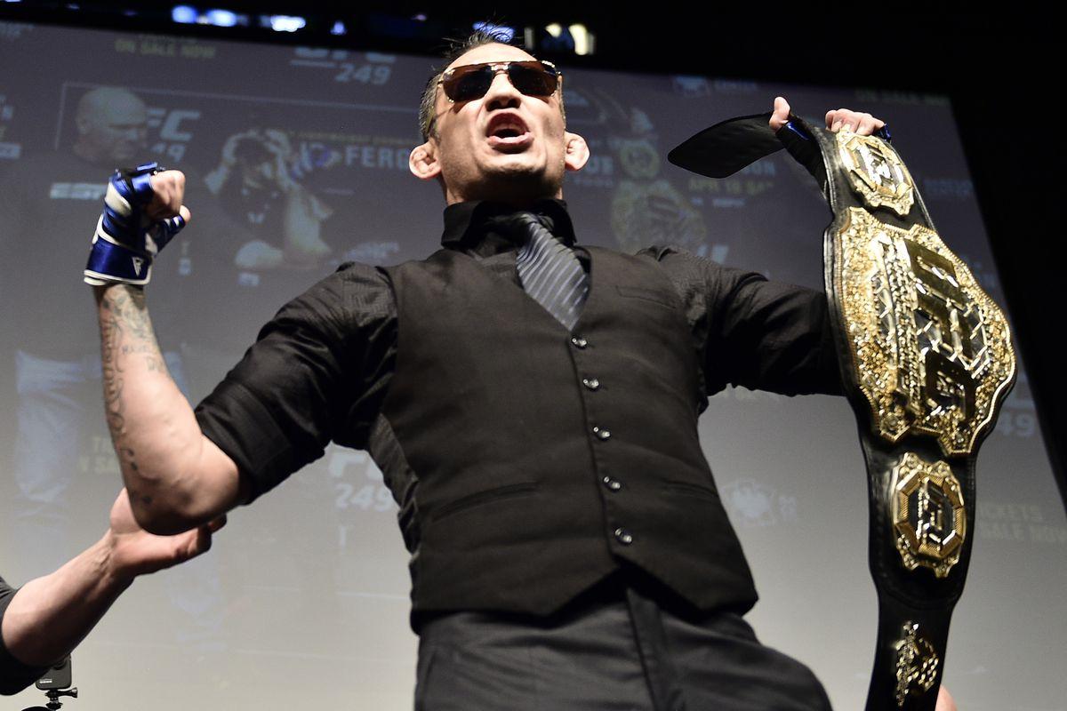 UFC 249 Khabib v Ferguson: Conférence de presse
