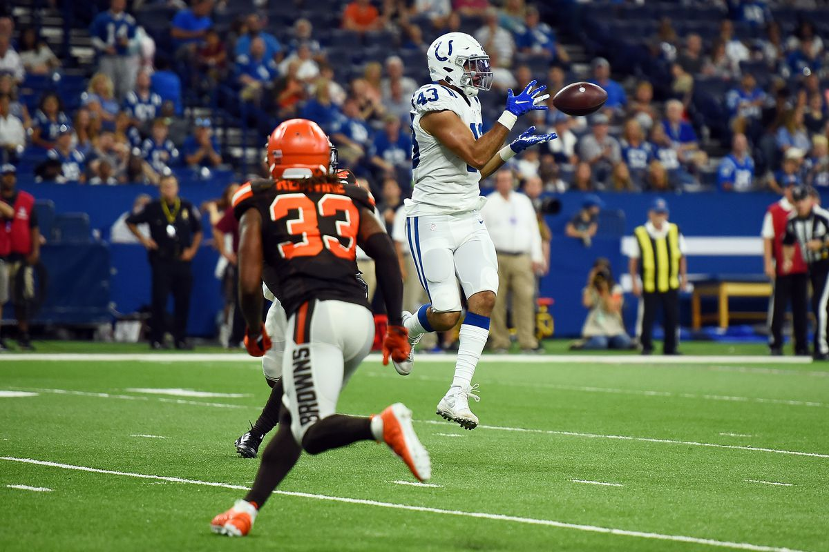 Cleveland Browns v Indianapolis Colts