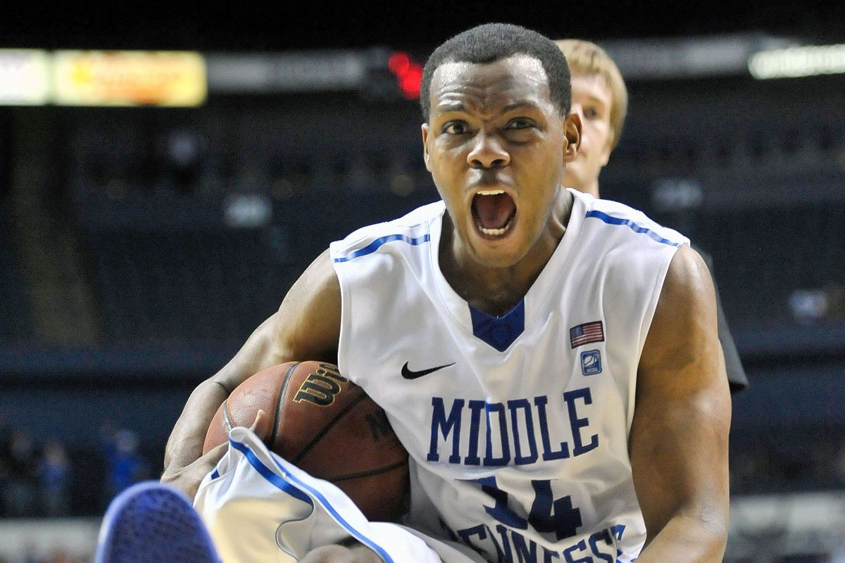 Could Middle Tennessee State be the upset special in the NCAA Tournament?