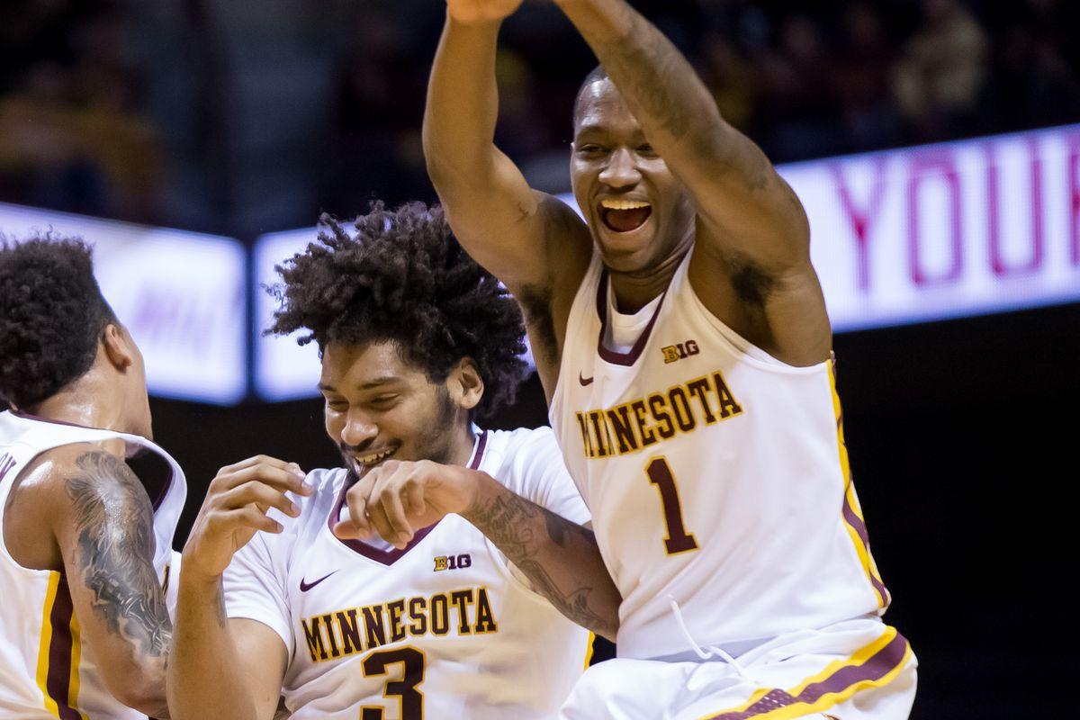 NCAA Basketball: Alabama A&M at Minnesota