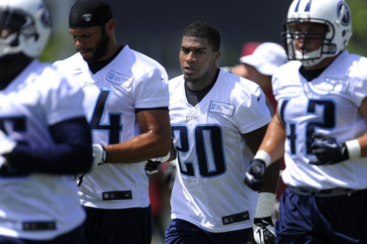 Bishop Sankey hopes to become the workhorse running back in the NFL that he was in college.