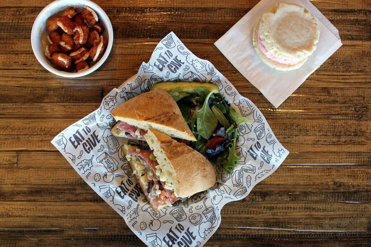 """A popular Utah sandwich restaurant chain has declared chapter 11 bankruptcy after an executive said it """"expanded too quickly."""""""
