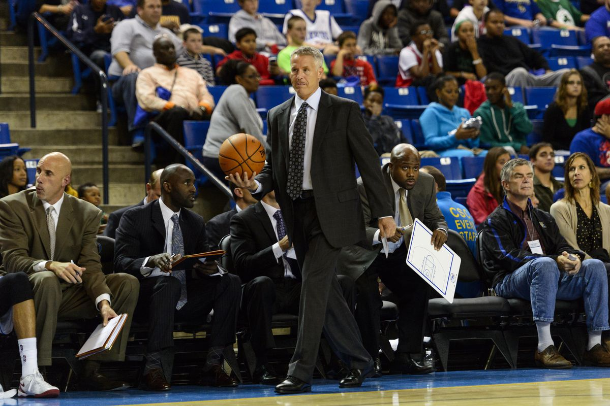 Brett Brown is the leader of the Sixers' staff of development genii.