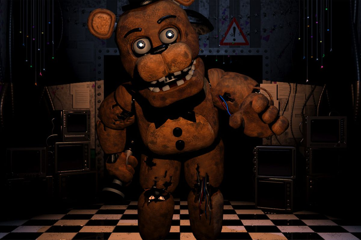 What's going on with the new Five Nights at Freddy's game