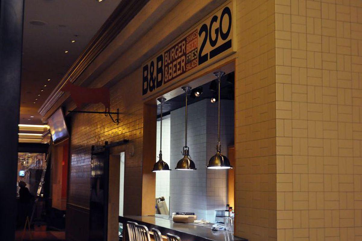 B&B Burger and Beer