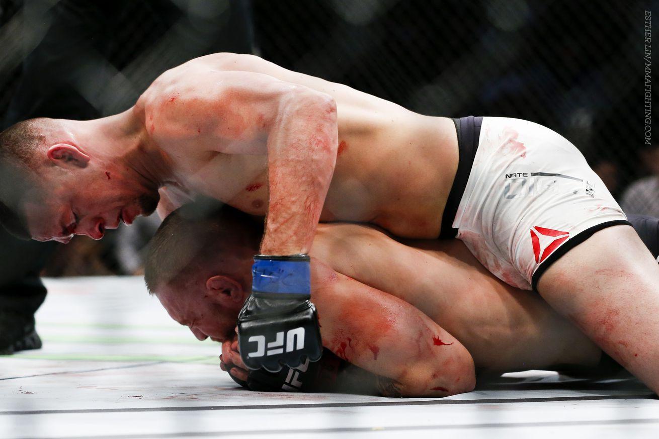 UFC 196 photos