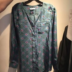 Tunic blouse, $50 (was $395)